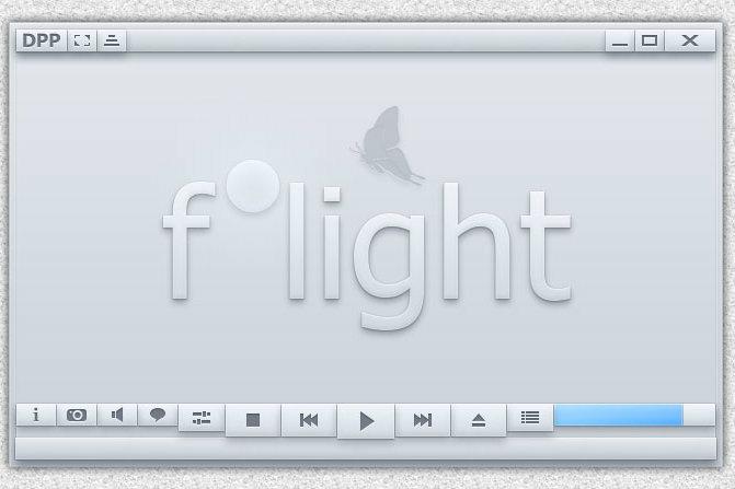 Скин Flight