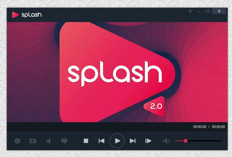 Скин Splash 2